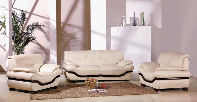 Contemporary Eather Sofa Modern Set Upholstery Lover Seat Stylish Furniture Model S03 1 120x88x90