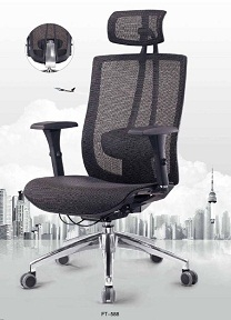 tilting mechanism comfortable executive chair FT-588