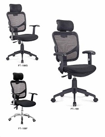 swivel office mesh chair FT-188