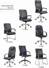 imitated leather office chair FT-Q002