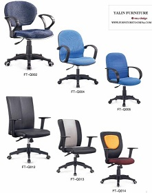fabric office amrest chair FT-Q002B